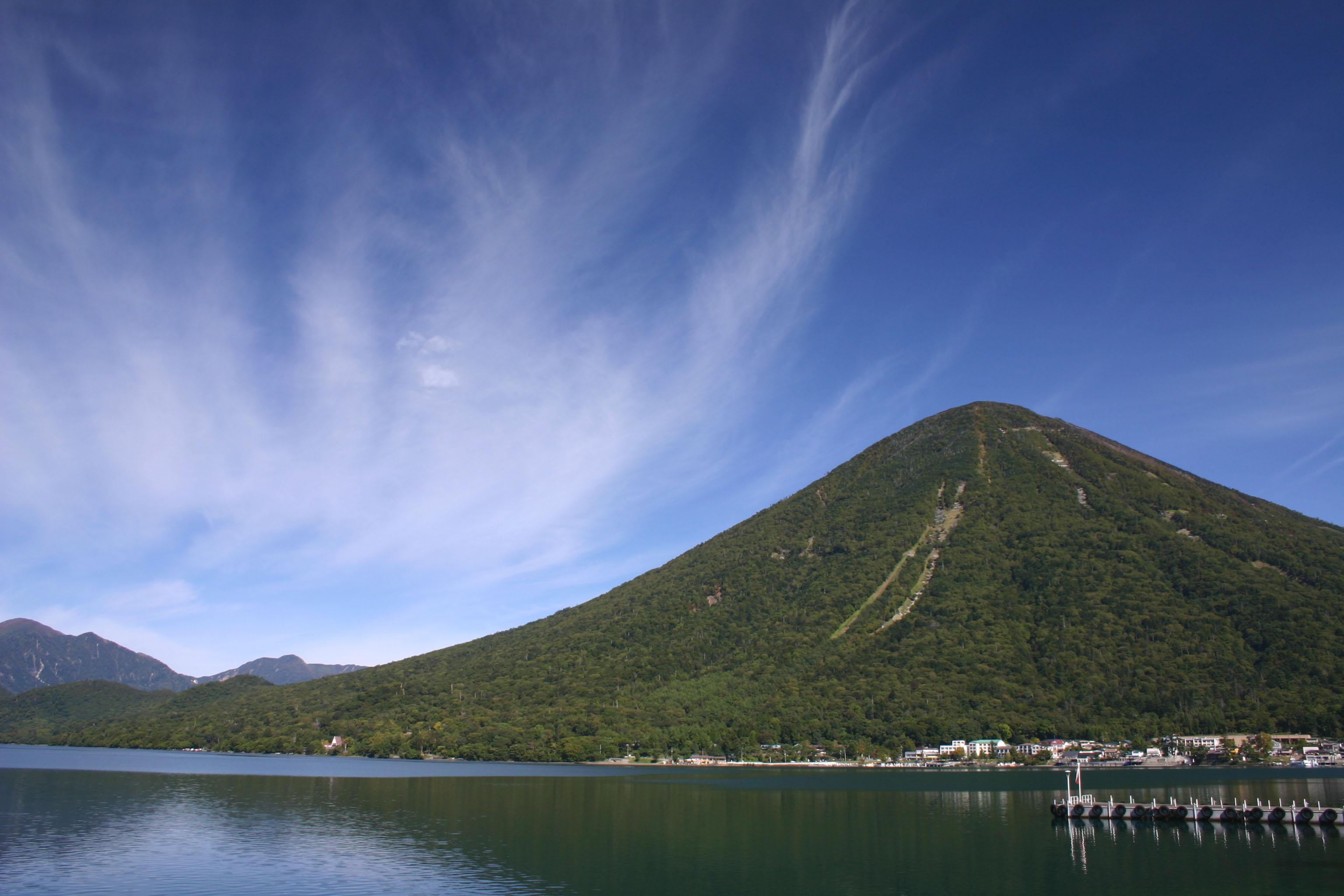 男体山(5月撮影)
