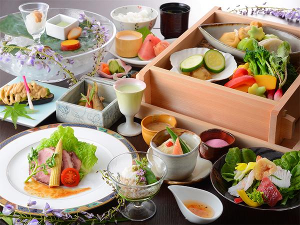 夏のお料理 涼風の宴