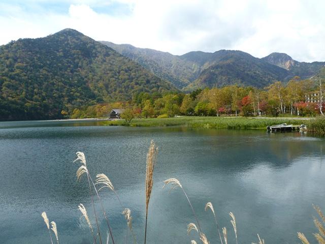 湯の湖畔151004