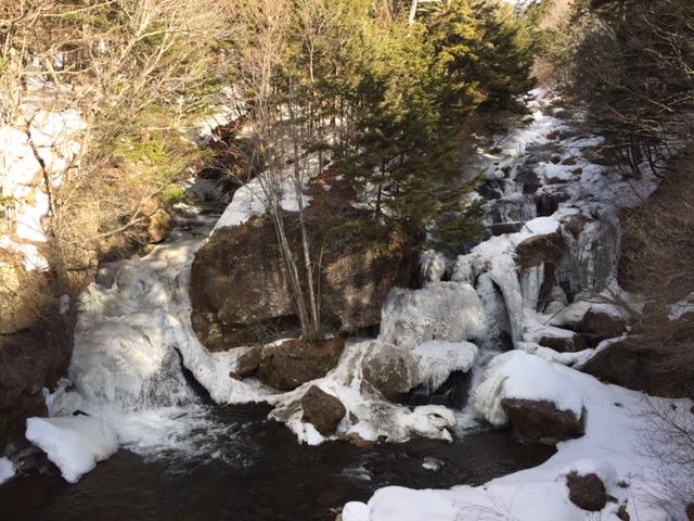 竜頭の滝0226