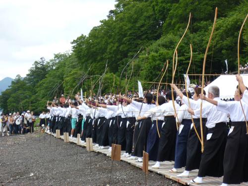 弓道大会�110804.JPG