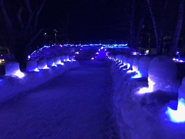 奥日光湯元温泉雪まつり2019