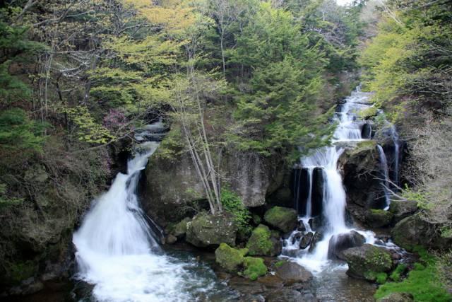 男体山開山と竜頭の滝
