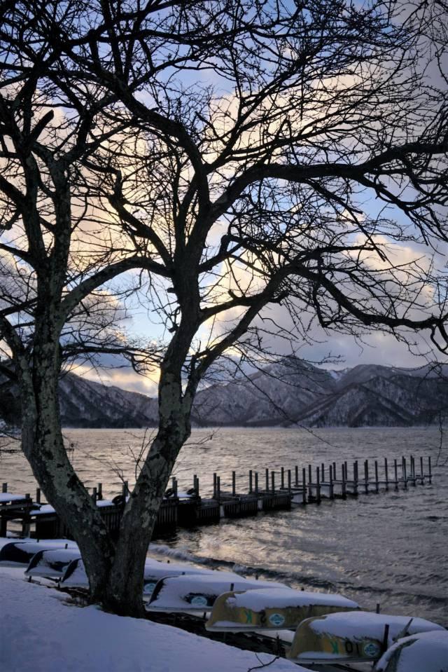 冬季通行止め、冬季休業観光施設のお知らせ
