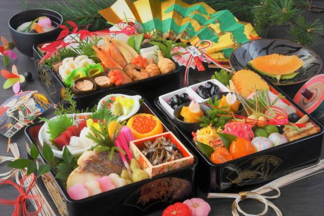 ☆年末年始限定特典と2021年新春特別料理のご案内☆