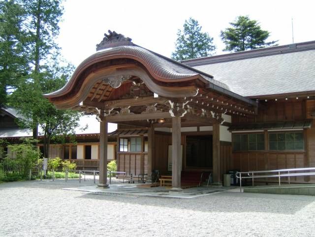 田母沢御用邸で初夏めぐり