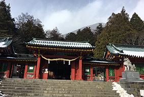 日光二荒山神社中宮祠